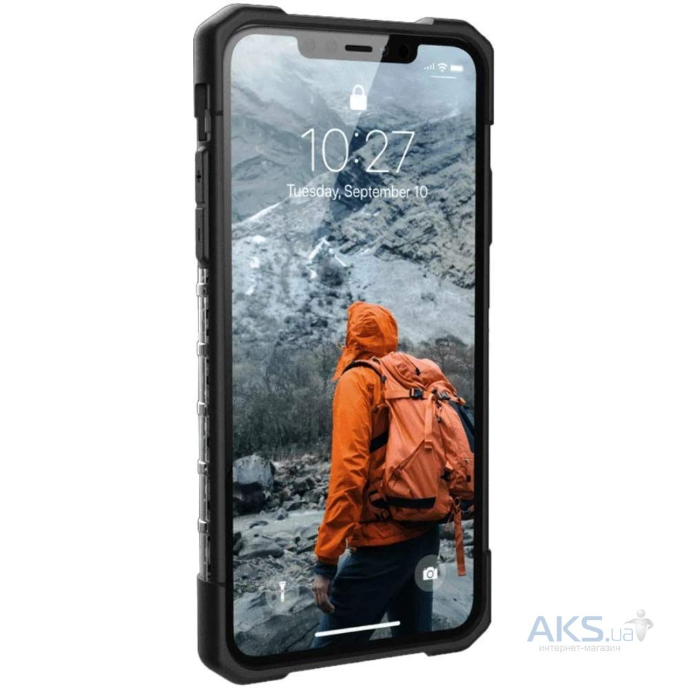 Чехол UAG Plasma Apple iPhone 11 Pro Max Ice (High Copy) - фото 4