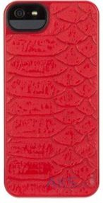 Чехол Griffin Moxy Series Apple iPhone 5, iPhone 5S, iPhone SE Python Red(GB35526)