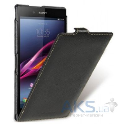 Чехол Melkco Jacka leather case for Sony Xperia Z Ultra C6802 Black [SEXPZULCJT1BKLC]