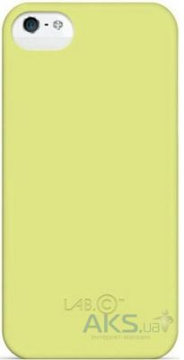 Чехол Lab.C 7 Days Color Case Fresh Lime for iPhone 5/5S (LABC-104-FL)