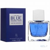 Antonio Banderas Blue Seduction For Men Туалетная вода 50 мл