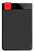 Жесткий диск внешний Silicon Power Diamond D30 4TB (SP040TBPHDD3LS3K) Black
