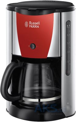 Кофеварка Russell Hobbs 19382-56 Flame red