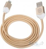 Кабель USB Nillkin Aurora Lightning Cable Gold
