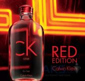 Calvin Klein CK One Red Edition Her Туалетная вода (тестер) 100 мл
