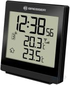 Метеостанция (погодная станция) Bresser Temeo SQ black