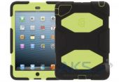 Чехол для планшета Griffin Black/Citron for iPad mini Retina (GB35919)