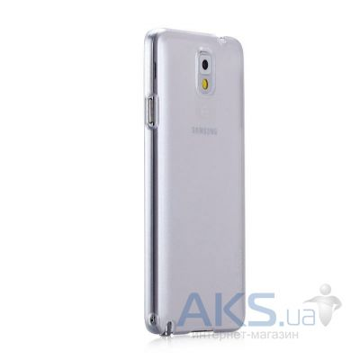 Чехол Momax Pearl Ultra Thin cover case for Samsung N9000 Galaxy Note 3 White [CUSANOTE3PW]