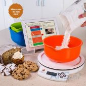 Вид 3 - Гаджет Brookstone Perfect Bake App-Controlled Smart Baking (BRSMBAKING)