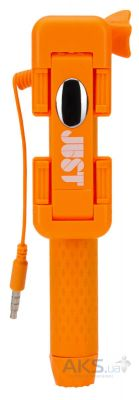 Монопод JUST Selfie Stick Mini Orange (SLF-STKMN-ORG)