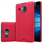 Вид 3 - Чехол Nillkin Super Frosted Shield Microsoft Lumia 950 XL Red