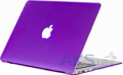 Чехол Kuzy Rubberized Case for MacBook Pro 13 Purple