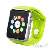 Смарт-часы (Smart Watch) UWatch A1 (Green)
