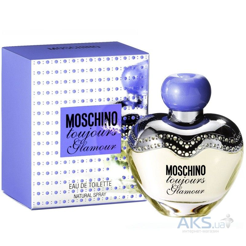 Moschino Toujours Glamour Туалетная вода 100 мл