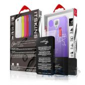 Вид 4 - Чехол ITSkins Zero.3 cover case for Samsung i9500 Galaxy S IV Purple (SGS4 ZERO3 PRPL)