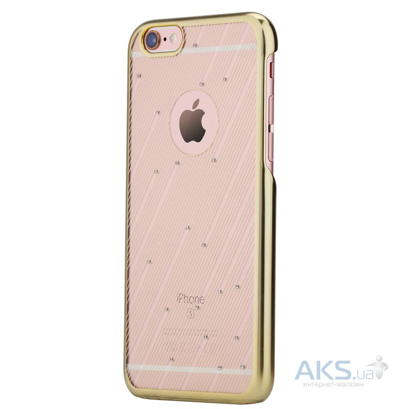 Чехол Rock Meteor Series Apple iPhone 6 Plus, iPhone 6S Plus Gold
