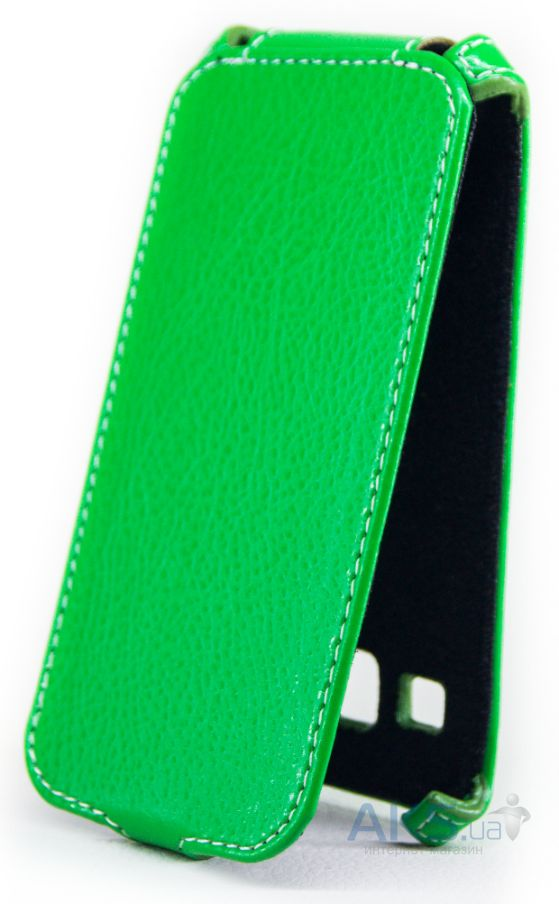 Чехол Status Standart Flip Series Samsung G350 Galaxy Star Advance Duos Green
