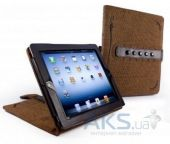 Чехол для планшета Tuff-Luv Multi-View Natural Hemp Case Cover Stand for iPad 2,3,4 Mocha Brown (E4_23)