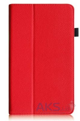 Чехол для планшета TTX Leatherette case для Samsung Galaxy Tab 4 7.0 Red
