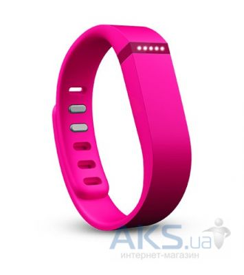 Спортивный браслет Fitbit Flex Wireless Activity + Sleep Wristband Pink