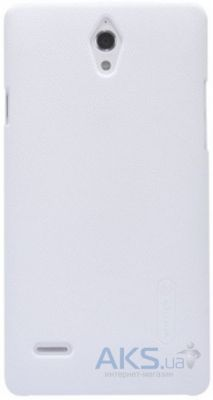 Чехол Nillkin Super Frosted Shield Huawei Ascend G700 White