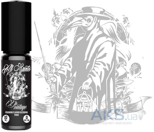 Jwell All Saints DR VINTAGE 10ml 6mg (3663701003885)