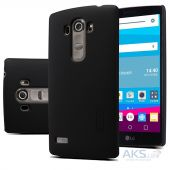 Чехол Nillkin Super Frosted Shield LG Optimus G4S H734 Dual Black