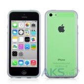 Чехол Momax iCase Pro cover for iPhone 5C White [CPAPIP5CAW]