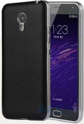 Чехол Anomaly Leather Series Meizu M2 Note Black