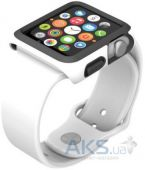 Speck CandyShell Fit Case for Apple Watch 42mm White/Black (SPK-A4147)