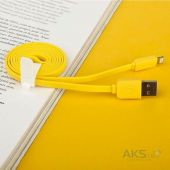 Вид 4 - Кабель USB Baseus Lightning String flat Yellow