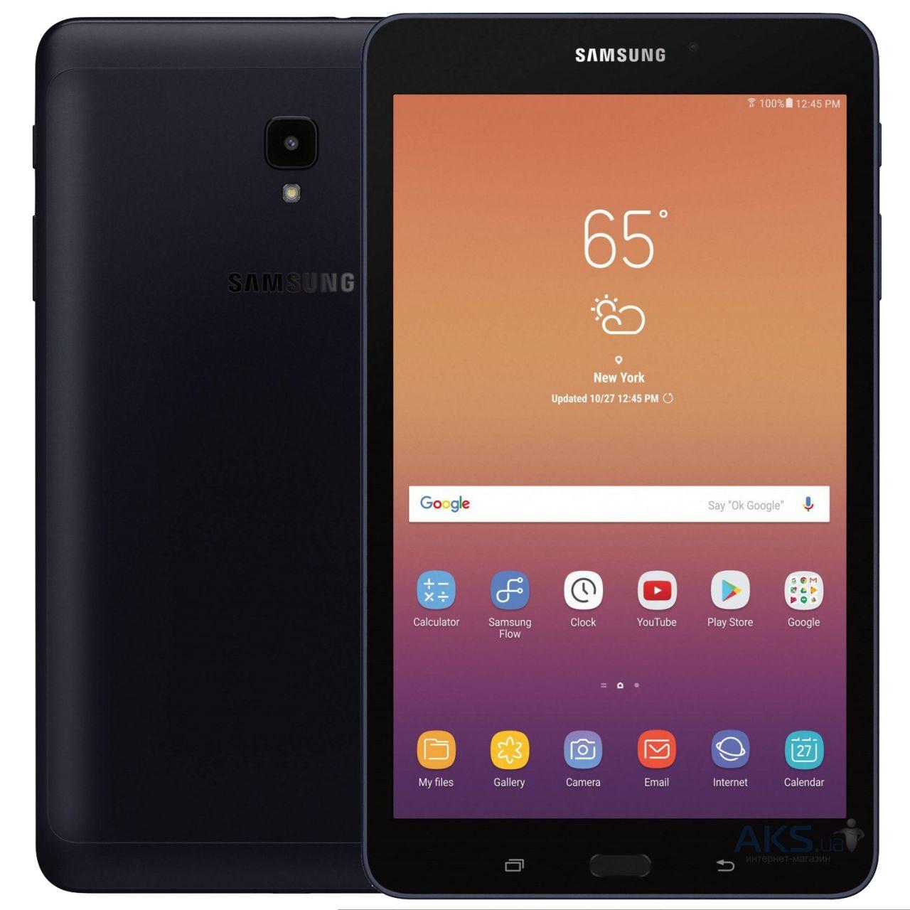 Планшет Samsung Galaxy Tab A 8.0 2017 SM-T380 Wi-Fi (SM-T380NZKA) Black