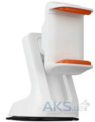 Держатель Baseus Z Car Mounts White