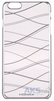 Чехол Momax Splendor case for iPhone 6S White ((CXAPIP6S))