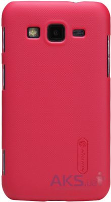 Чехол Nillkin Super Frosted Shield Samsung i8580 Galaxy Core Advance Red