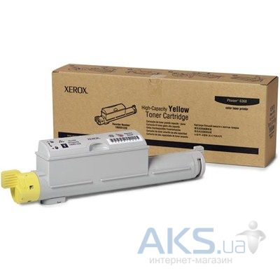 Картридж Xerox PH6360 (Max) (106R01220) Yellow