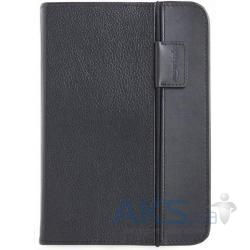 Обложка (чехол) Amazon Kindle 3 WiFi/3G Leather Cover (оригинал) Black