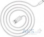 Кабель USB JUST Copper Micro USB Cable 2 м. Silver (MCR-CPR2-SLVR)