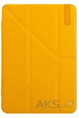 Чехол для планшета Momax Flip case for iPad Mini Retina Yellow [FCAPIPADM2Y]