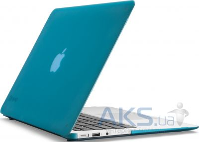 "Чехол Speck MacBook Air 13""  SeeThru Satin Peacock Matte (SPK-A2207)"