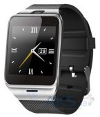 Умные часы Aplus GV18 Grey with black strap