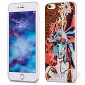 Вид 2 - Чехол Hoco Element Series Mythology Firebird Apple iPhone 6, iPhone 6S Brown