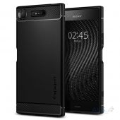 Чехол Spigen Rugged Armor Sony Xperia XZ1 Black (G11CS22411)