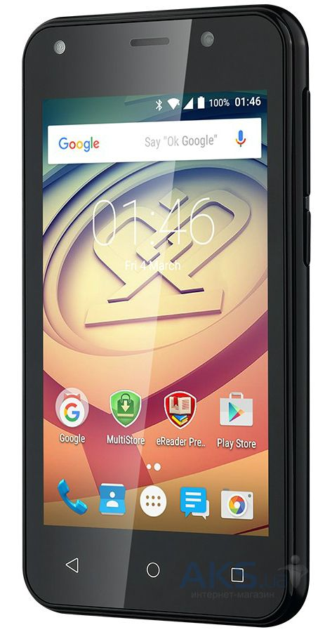 Защитное стекло Tempered Glass Prestigio 3519 Wize K3