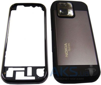 Корпус Nokia N97 Mini Black