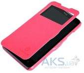 Чехол Nillkin Fresh Leather Series HTC Desire 516 Red