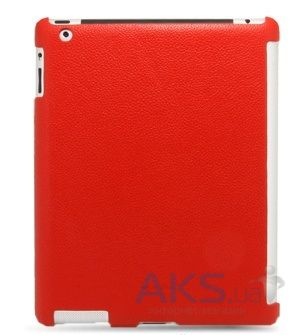 Чехол для планшета Melkco Leather Snap Cover Red LC for iPad 2 (APIPA2LOLT1RDLC)