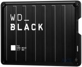 Внешний жесткий диск Western Digital BLACK P10 Game Drive 4 TB (WDBA3A0040BBK-WESN)