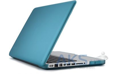 "Чехол Speck MacBook Air 13"" 2013 SeeThru Satin Peacock (SPK-A0454)"