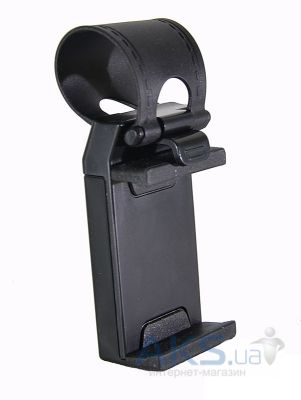 Держатель EasyLink black steering wheel holder (EL-701) Black
